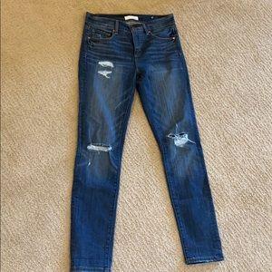 Loft jeans NWOT